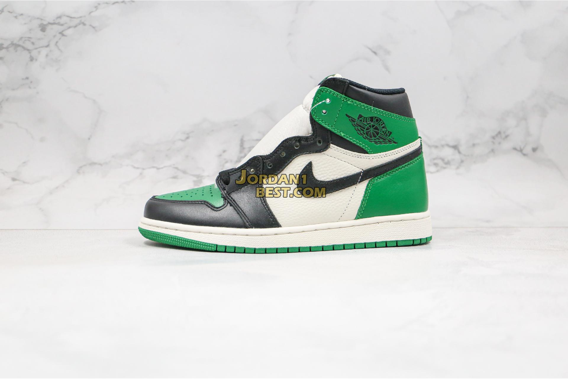 "Air Jordan 1 Retro High OG GS ""Pine Green"" 575441-302 Mens Womens"