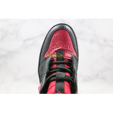 """AAA Quality Air Jordan 1 React """"Noble Red"""" AR5321-006 Mens Womens black/white/noble red Shoes replicas On Wholesale Sale Online"""