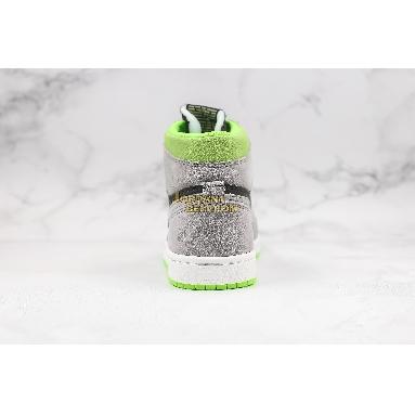 "new replicas Air Jordan 1 Retro High OG ""Neutral Grey Volt"" 555088-070 Mens Womens neutral grey/gunsmoke-volt-neutral grey Shoes replicas On Wholesale Sale Online"