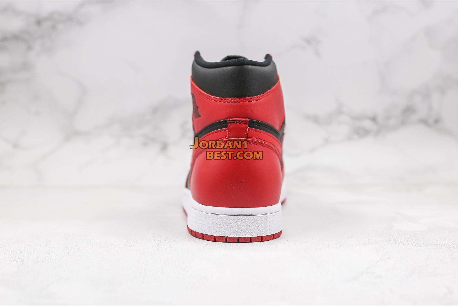 "Air Jordan 1 Retro High 85 ""Varsity Red"" BQ4422-600 Mens Womens"