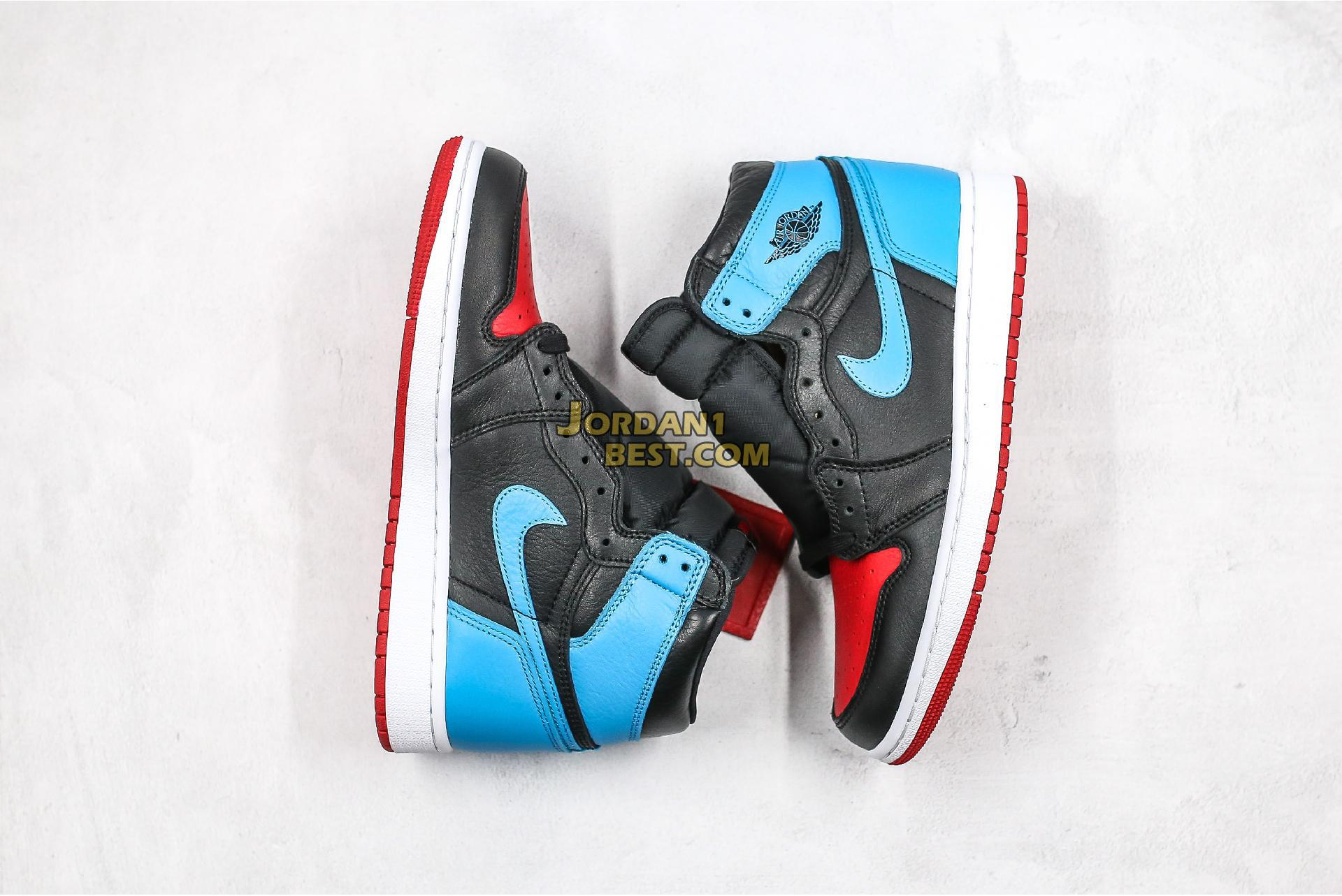 "Air Jordan 1 High OG ""UNC To Chicago"" CD0461-046 Mens Womens"