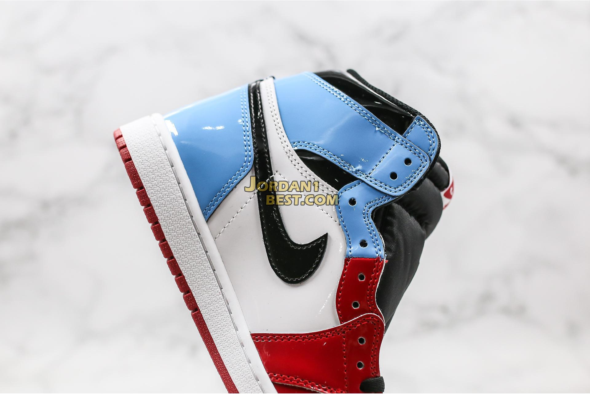 "Air Jordan 1 Retro High OG ""Fearless"" CK5666-100 Mens"