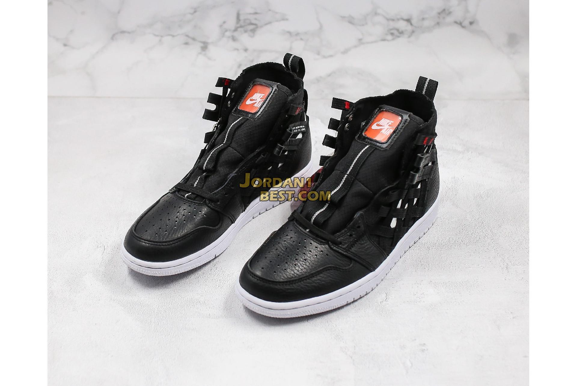 "Air Jordan 1 High Cargo ""Black"" CD6757-001 Mens Womens"