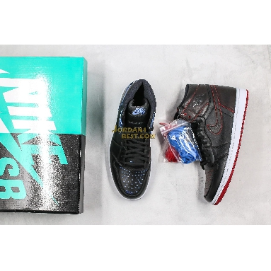"fake Lance Mountain x Air Jordan 1 Retro SB QS ""Black"" 653532-002 Mens black/red black/royal Shoes replicas On Wholesale Sale Online"