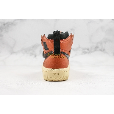 "AAA Quality Air Jordan 1 React ""Brown"" AR5321-200 Mens brown/brown Shoes replicas On Wholesale Sale Online"