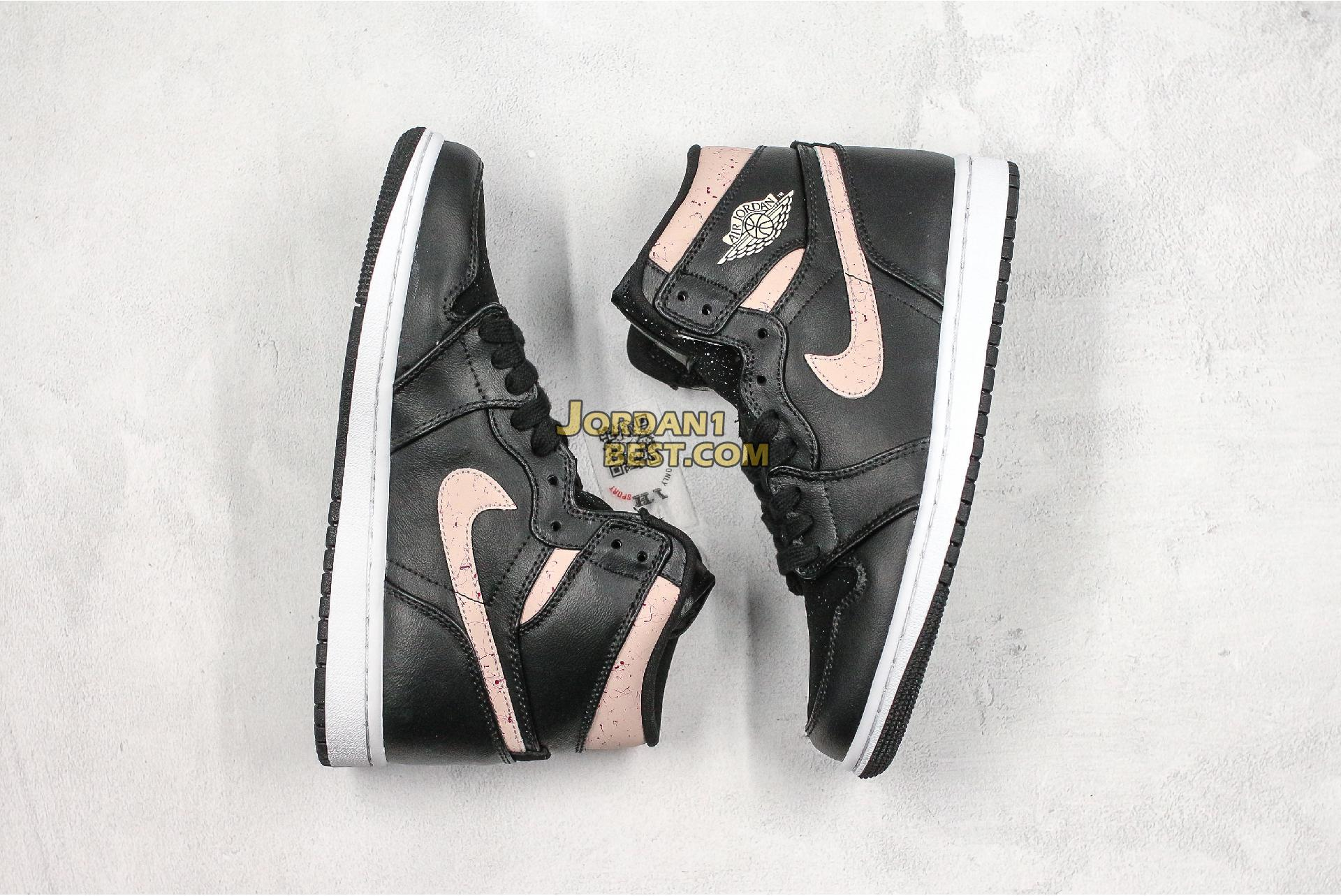 "Air Jordan 1 Retro High ""Silt Red"" AQ9131-001 Mens Womens"