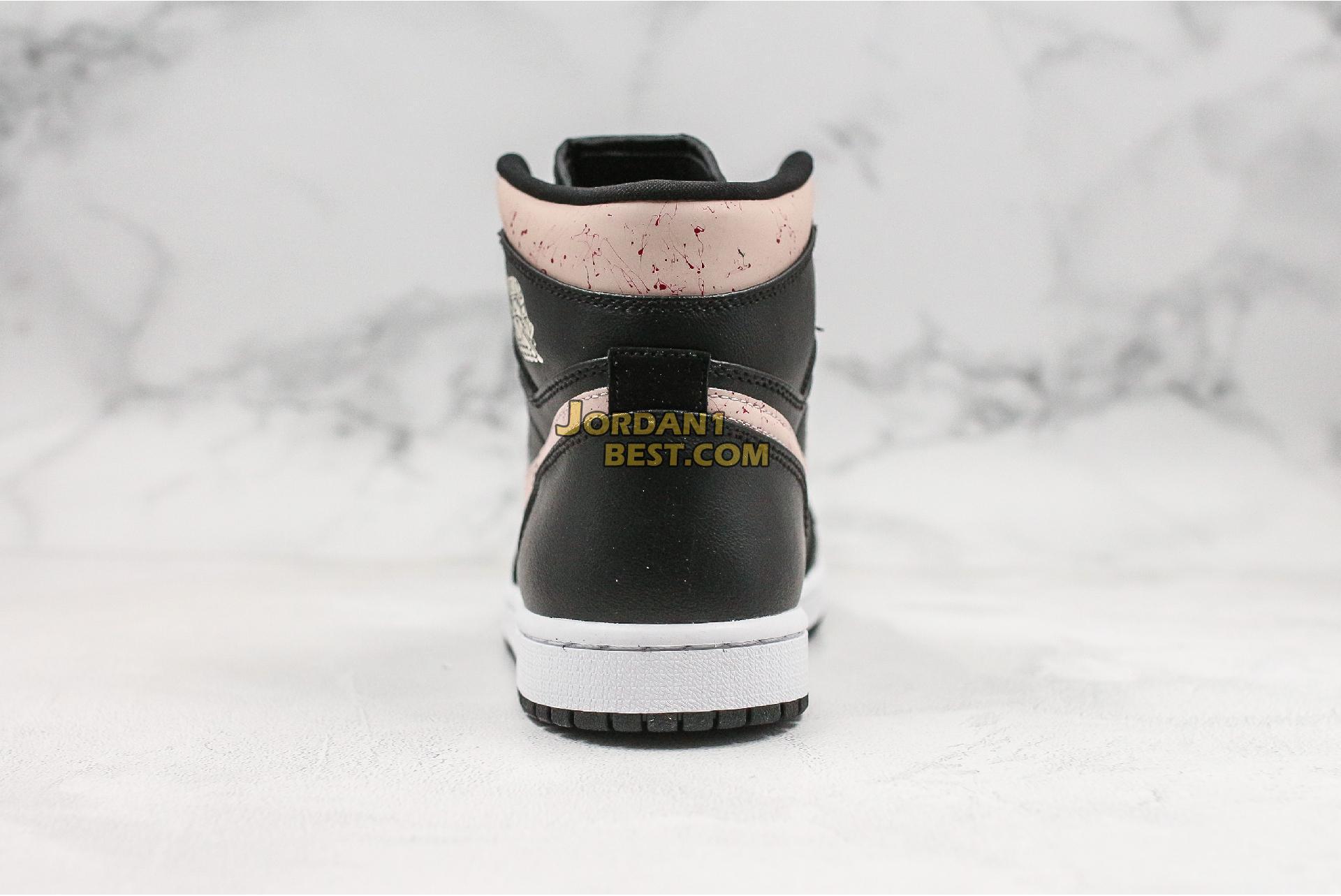 """Air Jordan 1 Retro High """"Silt Red"""" AQ9131-001 Mens Womens"""