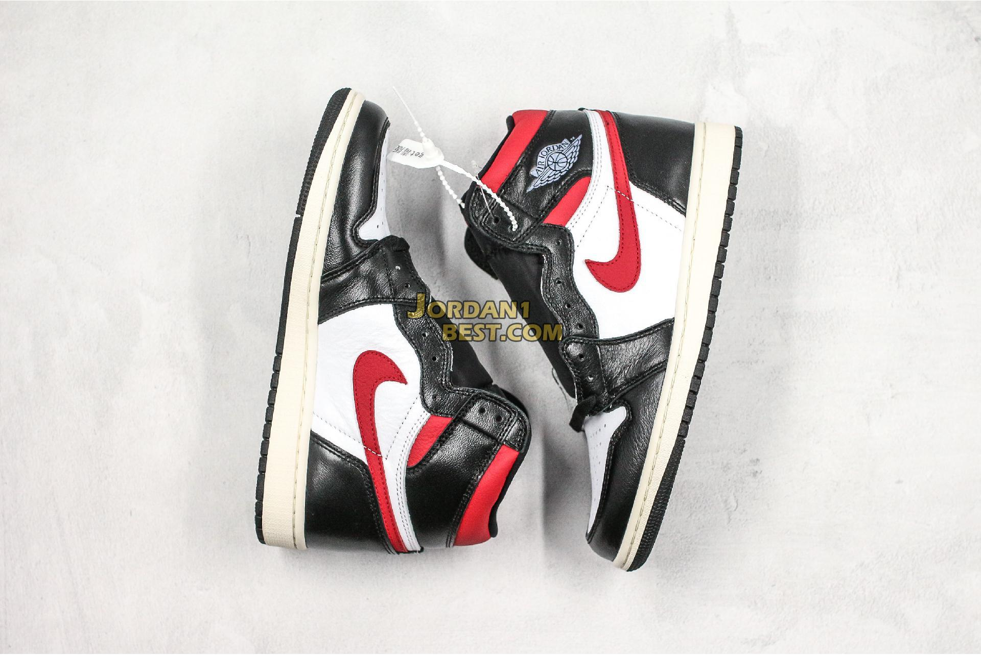 "Air Jordan 1 Retro High OG ""Gym Red"" 555088-061 Mens"
