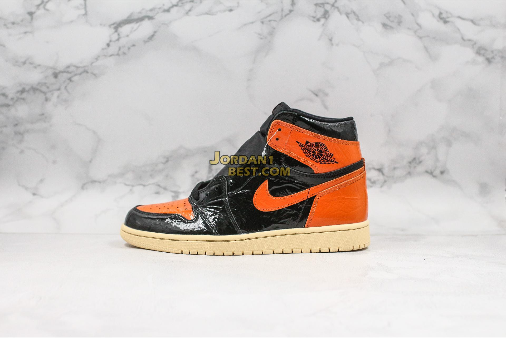 "Air Jordan 1 Retro High OG ""Shattered Backboard 3.0"" 555088-028 Mens"