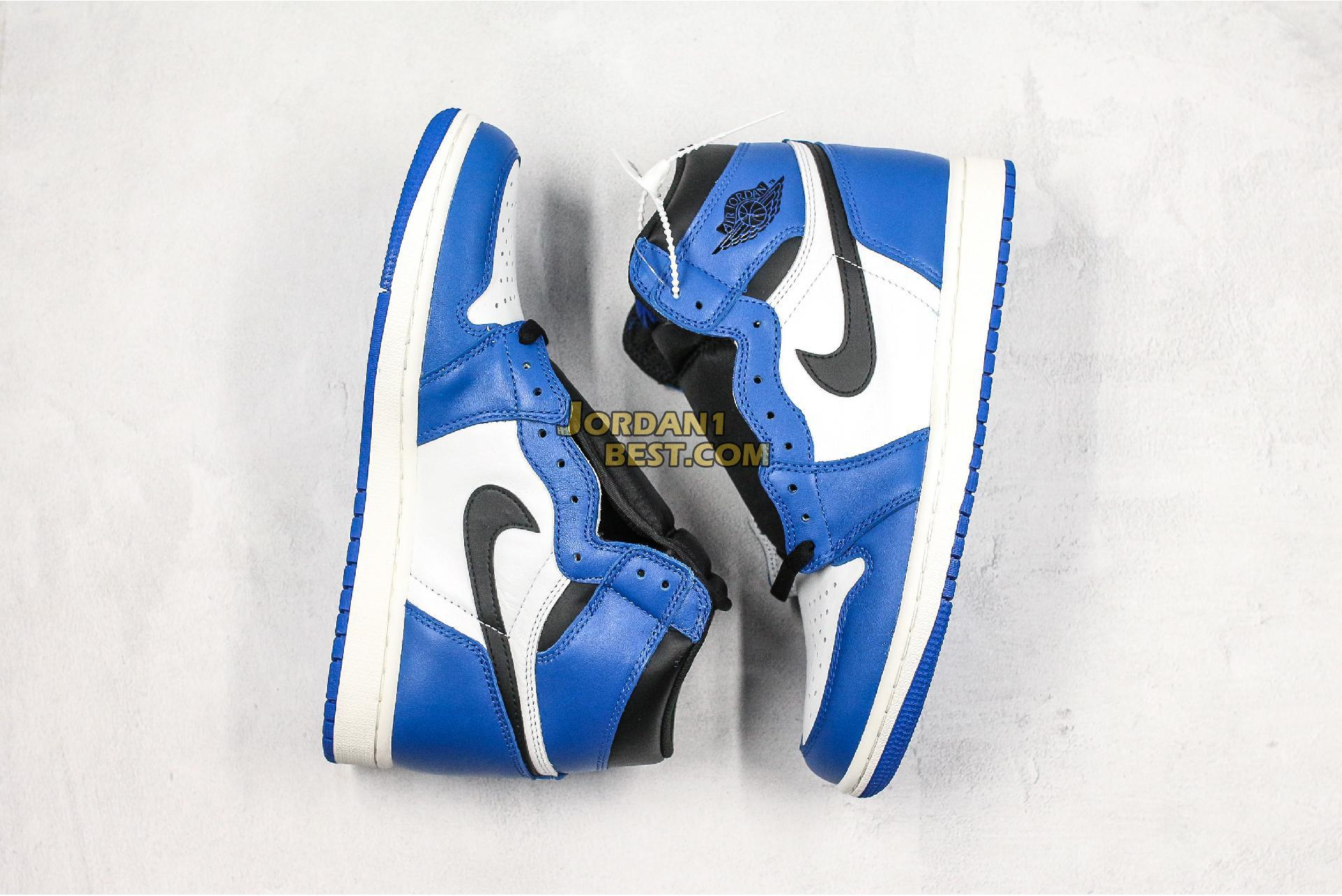 "Air Jordan 1 Retro High OG ""Game Royal"" 555088-403 Mens"