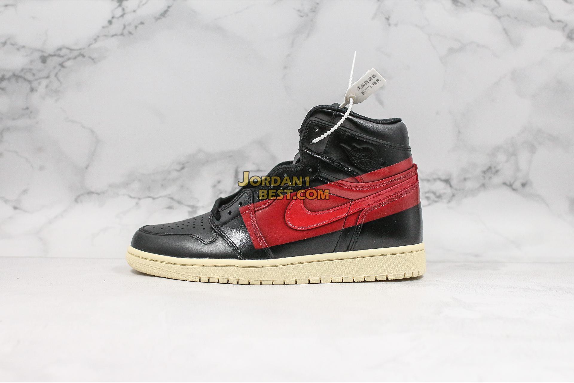 "Air Jordan 1 Retro High OG ""Couture"" BQ6682-006 Mens"