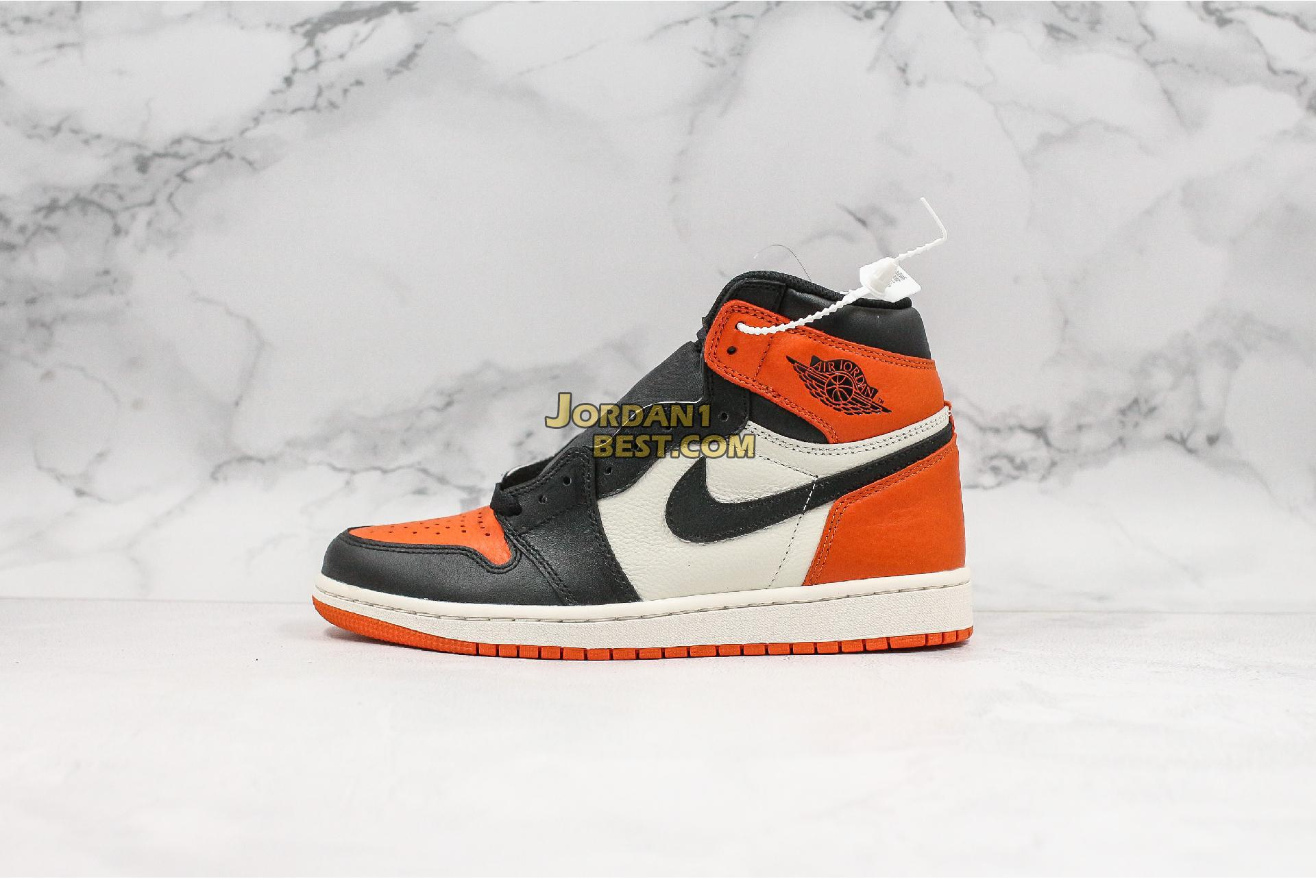 "Air Jordan 1 Retro High OG ""Shattered Backboard"" 555088-005 Mens"