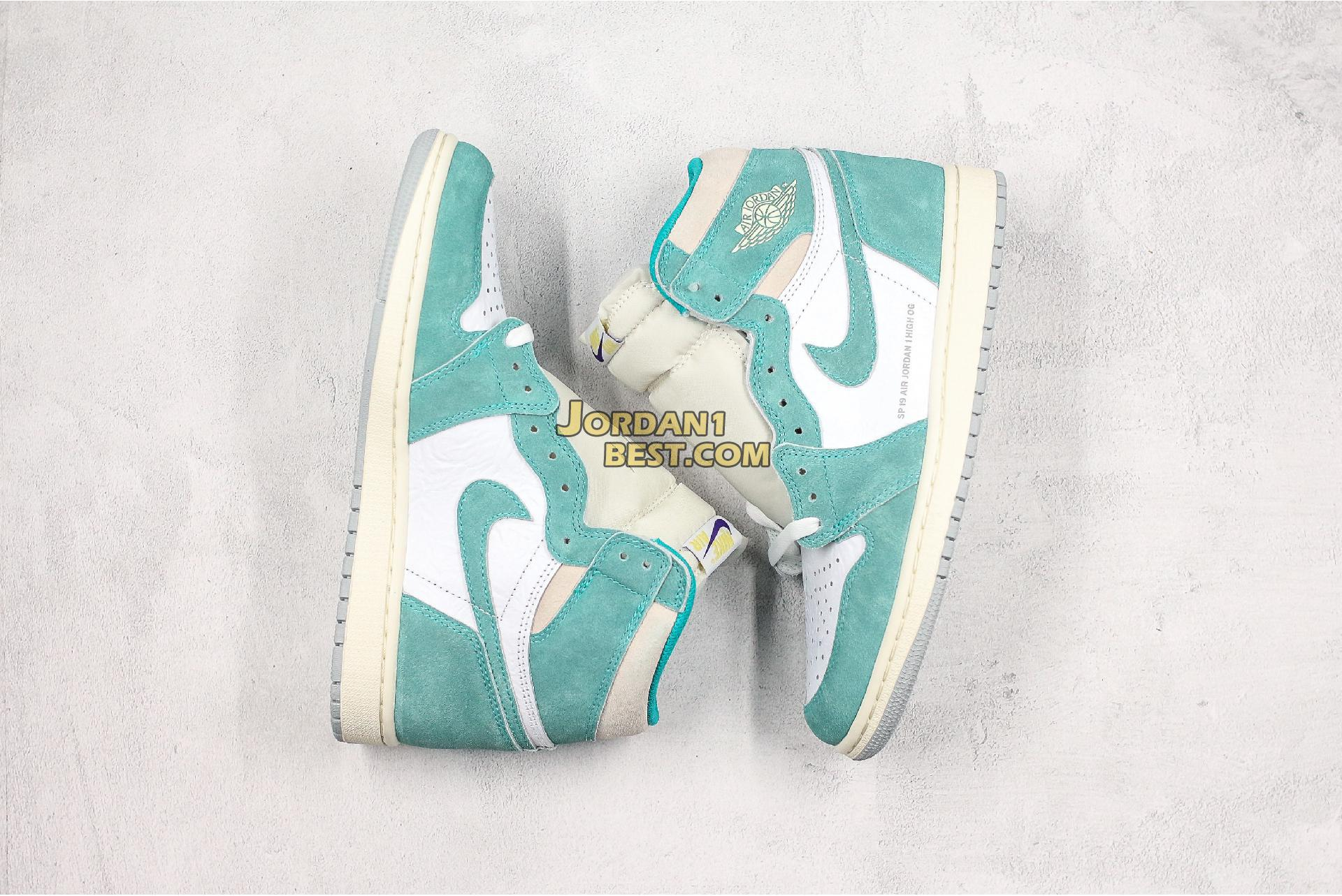 "Air Jordan 1 Retro High OG ""Turbo Green"" 555088-311 Mens"