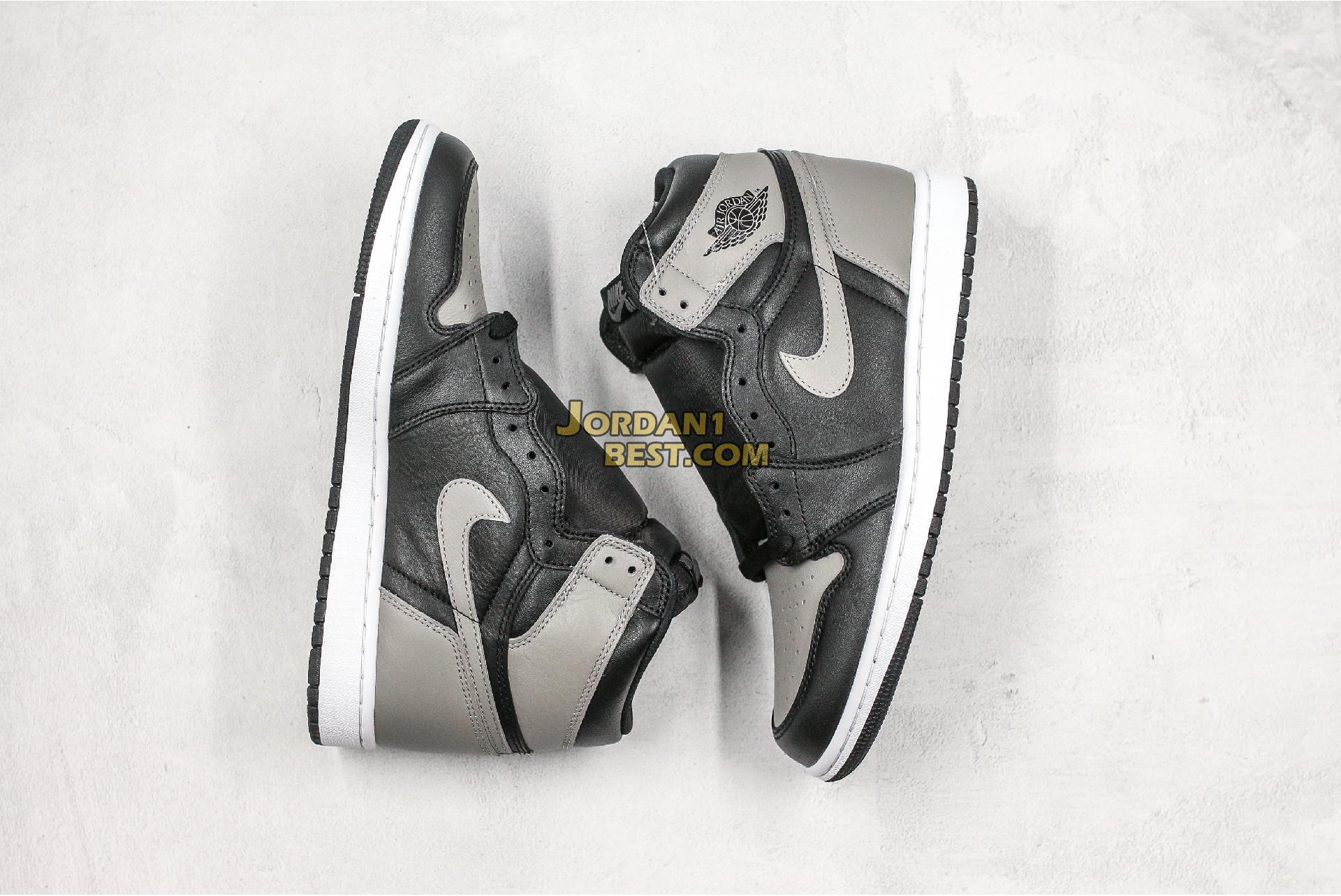 "Air Jordan 1 Retro High OG ""Shadow"" 555088-013 Mens"