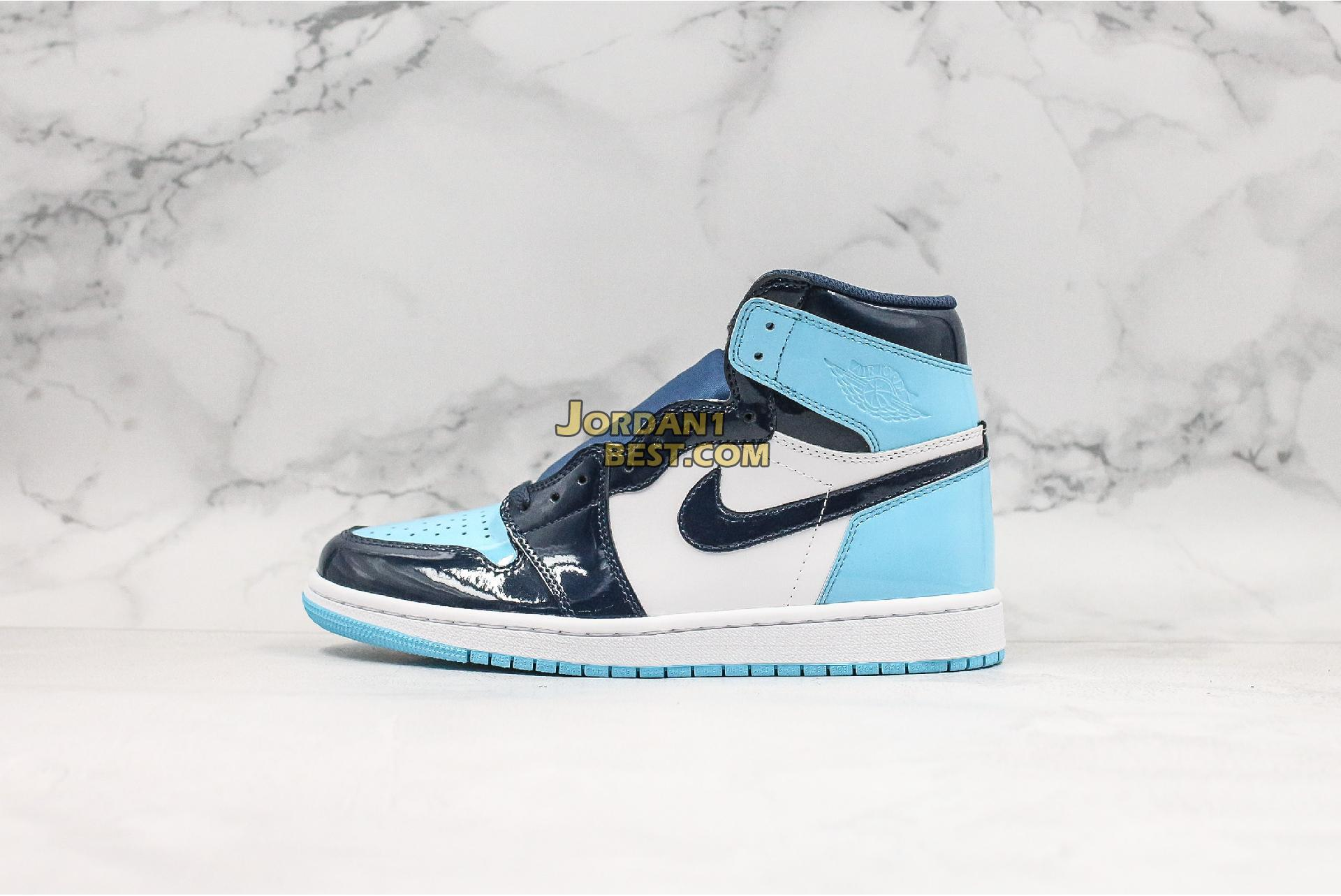 "Air Jordan 1 Retro High OG ""Blue Chill"" CD0461-401 Mens Womens"
