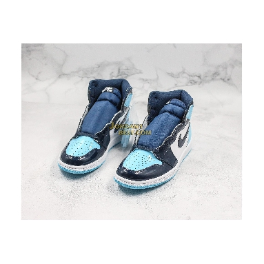 """AAA Quality Air Jordan 1 Retro High OG """"Blue Chill"""" CD0461-401 Mens Womens sail/obsidian-university blue Shoes replicas On Wholesale Sale Online"""