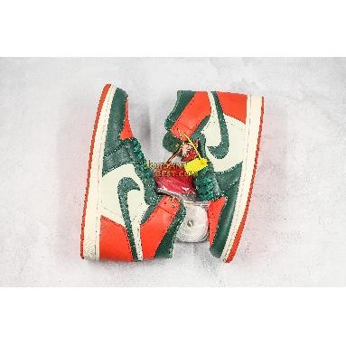 """top 3 fake SoleFly x Air Jordan 1 Retro High OG """"Art Basel"""" AV3905-138 Mens white/green-orange Shoes replicas On Wholesale Sale Online"""