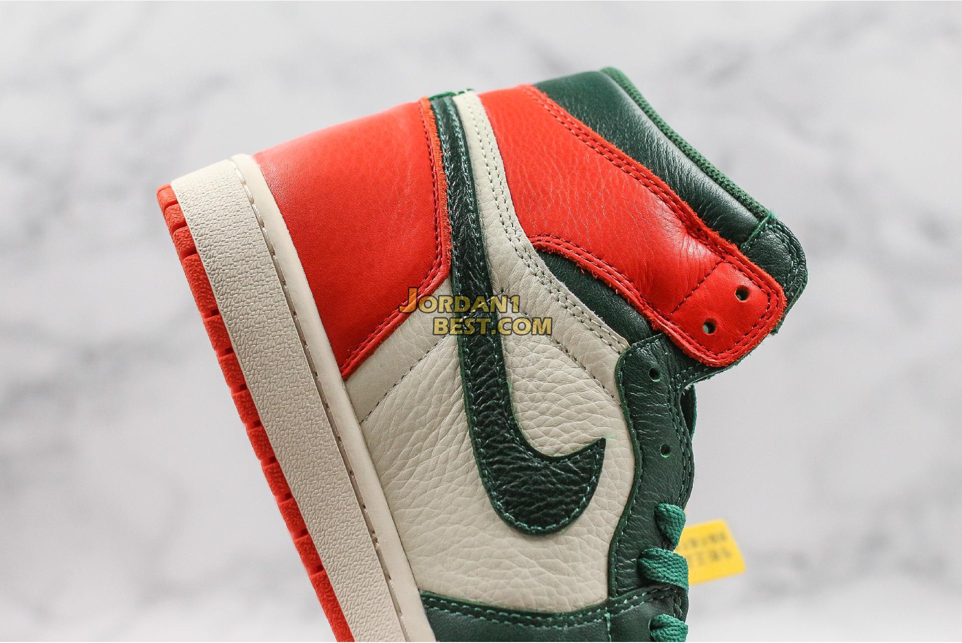 """SoleFly x Air Jordan 1 Retro High OG """"Art Basel"""" AV3905-138 Mens"""