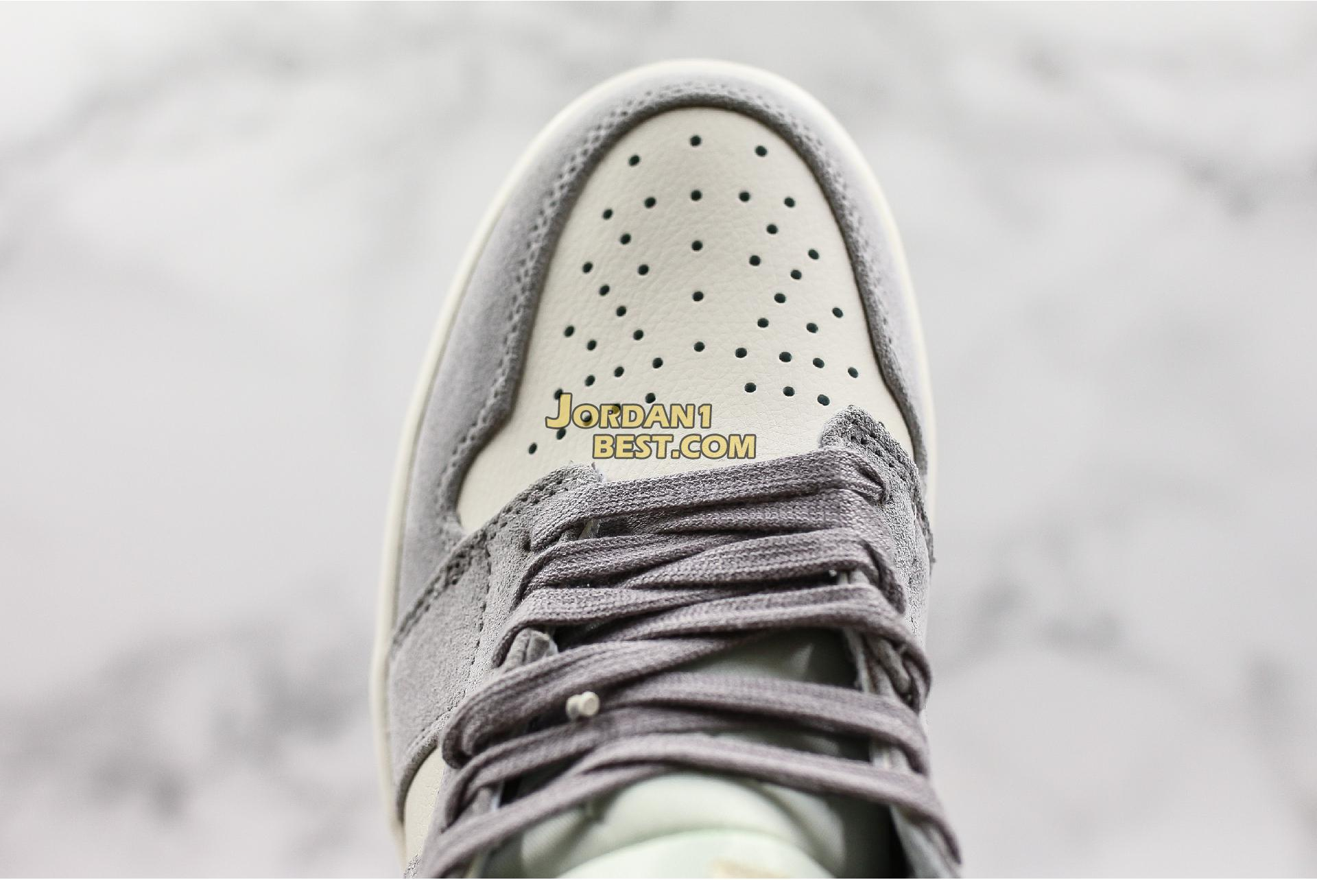 """Air Jordan 1 High Premium """"Atmosphere Grey"""" AH7389-101 Mens Womens"""