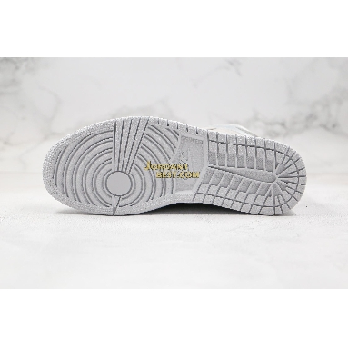 "top 3 fake Air Jordan 1 High OG ""Japan"" DC1788-029 Mens Womens neutral grey/white/metallic silver Shoes"
