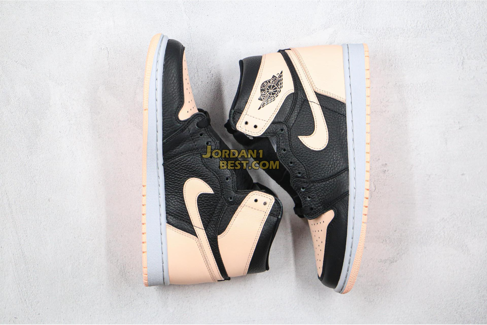 "Air Jordan 1 Retro High OG ""Crimson Tint"" 555088-081 Mens Womens"
