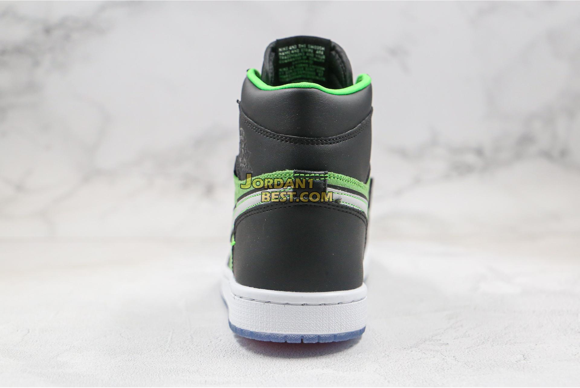 "Air Jordan 1 High Zoom ""Rage Green"" CK6637-300 Mens"