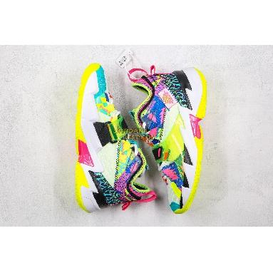 "best replicas Jordan Why Not Zer0.3 ""LA Born"" CD3002-102 Mens white/black/racer pink/ghost green Shoes"