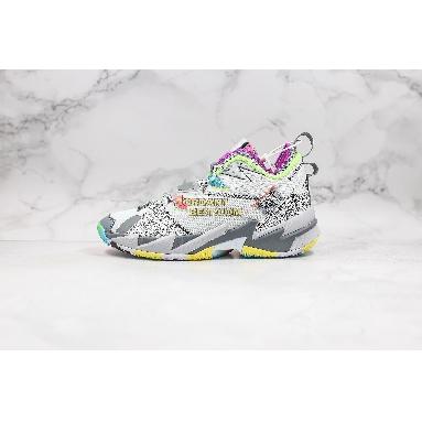 "new replicas Jordan Why Not Zer0.3 BG ""Cool Grey"" CD5804-100 Mens white/white-cool grey-wolf grey Shoes"