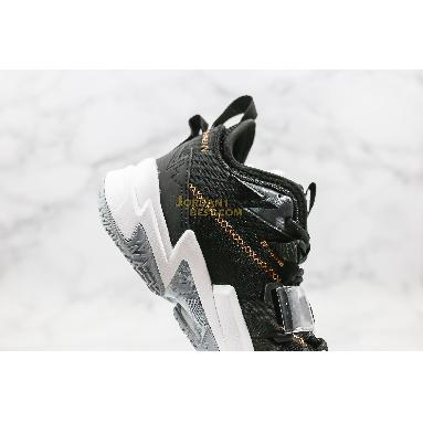 "new replicas Jordan Why Not Zer0.3 ""The Family"" CD3003-001 Mens black/metallic gold-white Shoes"