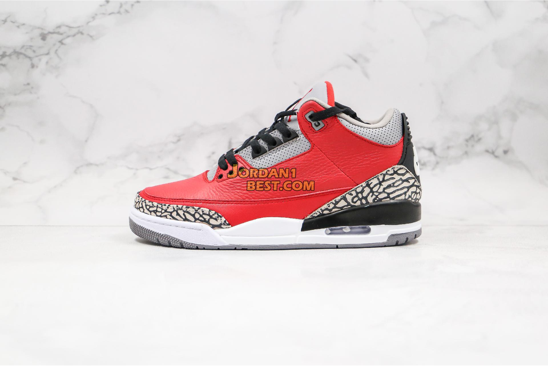 "Air Jordan 3 Retro SE ""Unite"" CK5692-600 Mens"