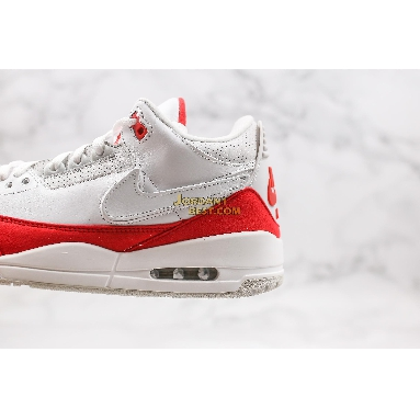 "fake Air Jordan 3 Tinker ""Air Max 1"" CJ0939-100 Mens white/university red-neutral grey Shoes"
