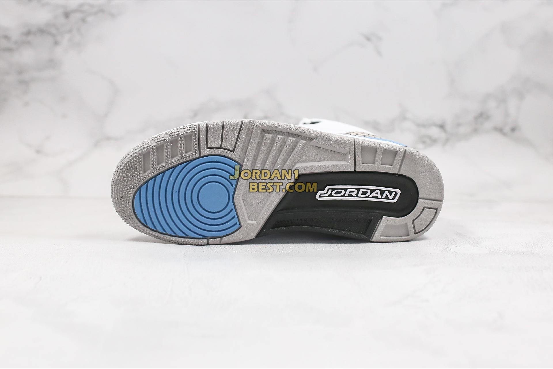 "Air Jordan 3 Retro ""UNC"" CT8532-104 Mens"