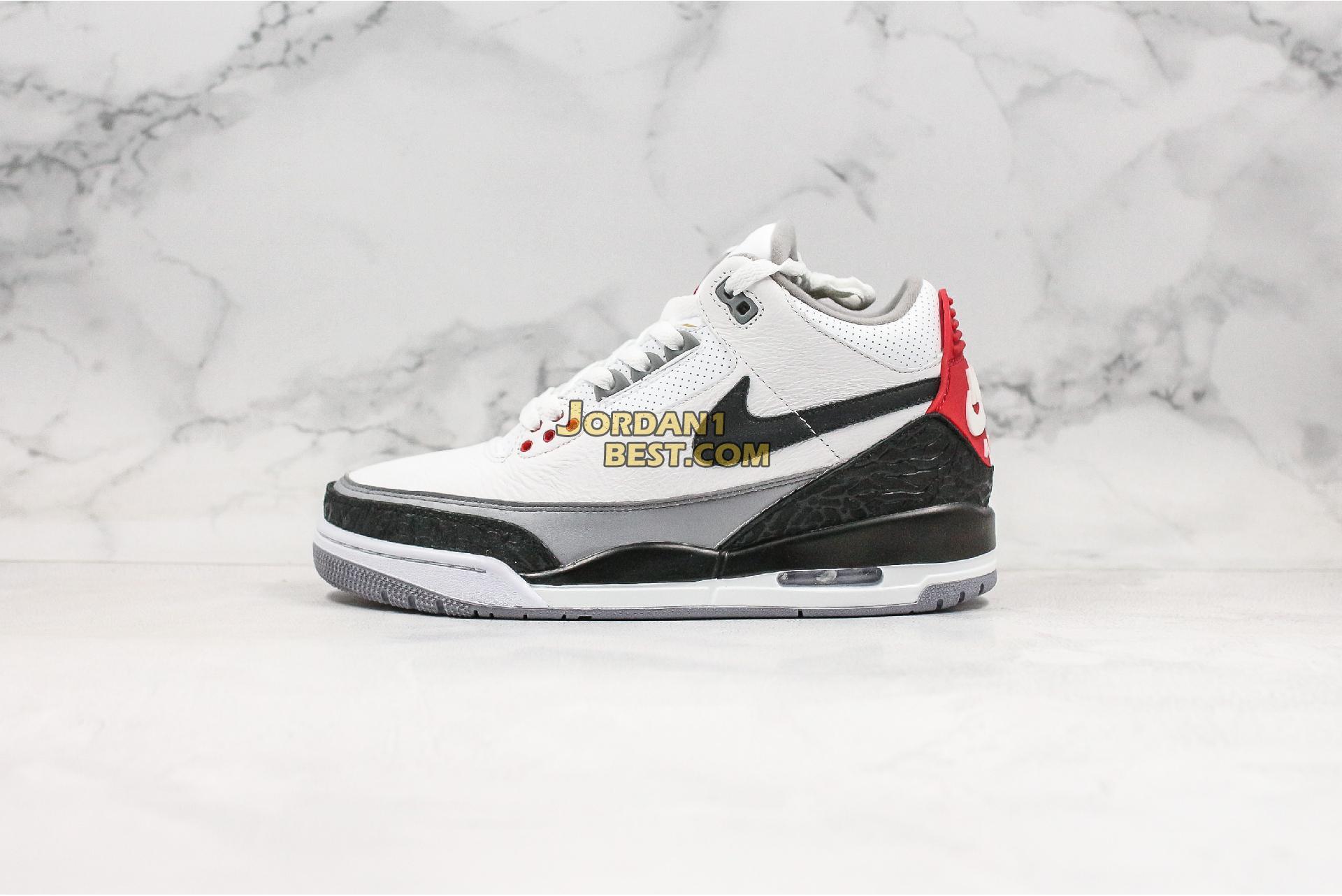 "Air Jordan 3 Retro NRG ""Tinker"" AQ3835-160 Mens"