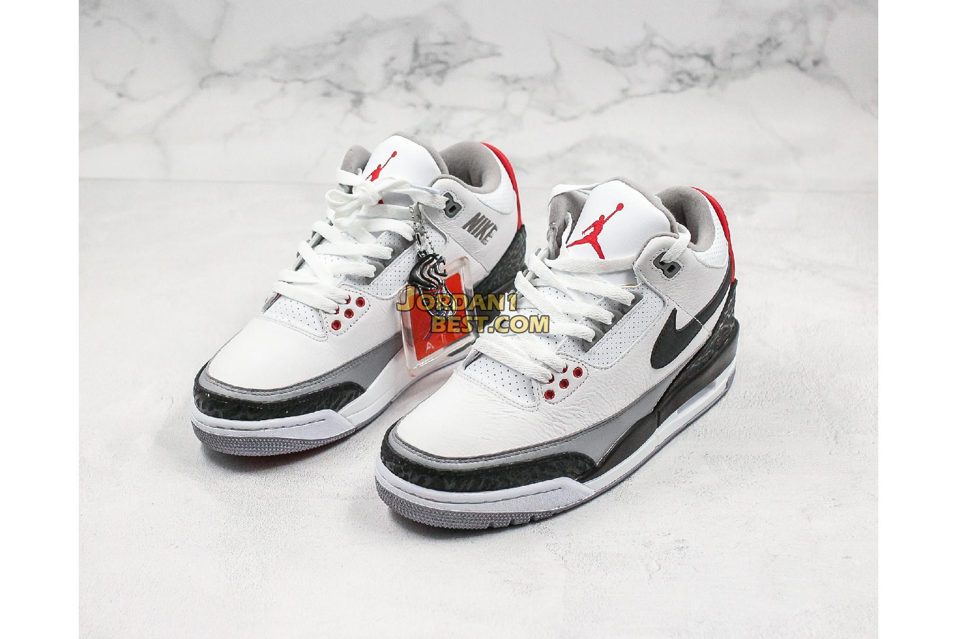 "Air Jordan 3 Retro NRG ""Tinker"" AQ3835-160 Mens"