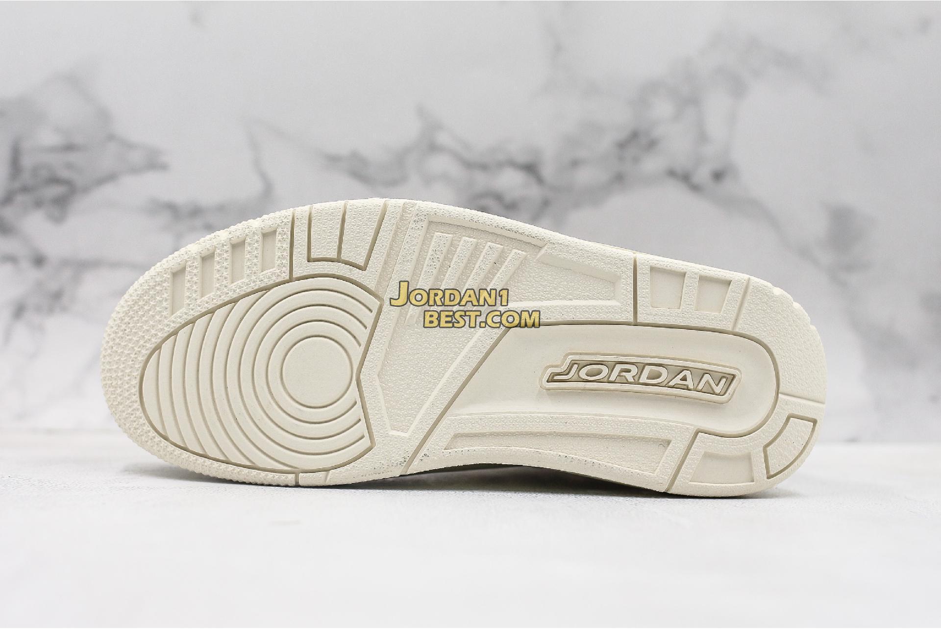 Air Jordan 3 Retro Explorer Lite XX Desert Sand BQ8394-002 Womens