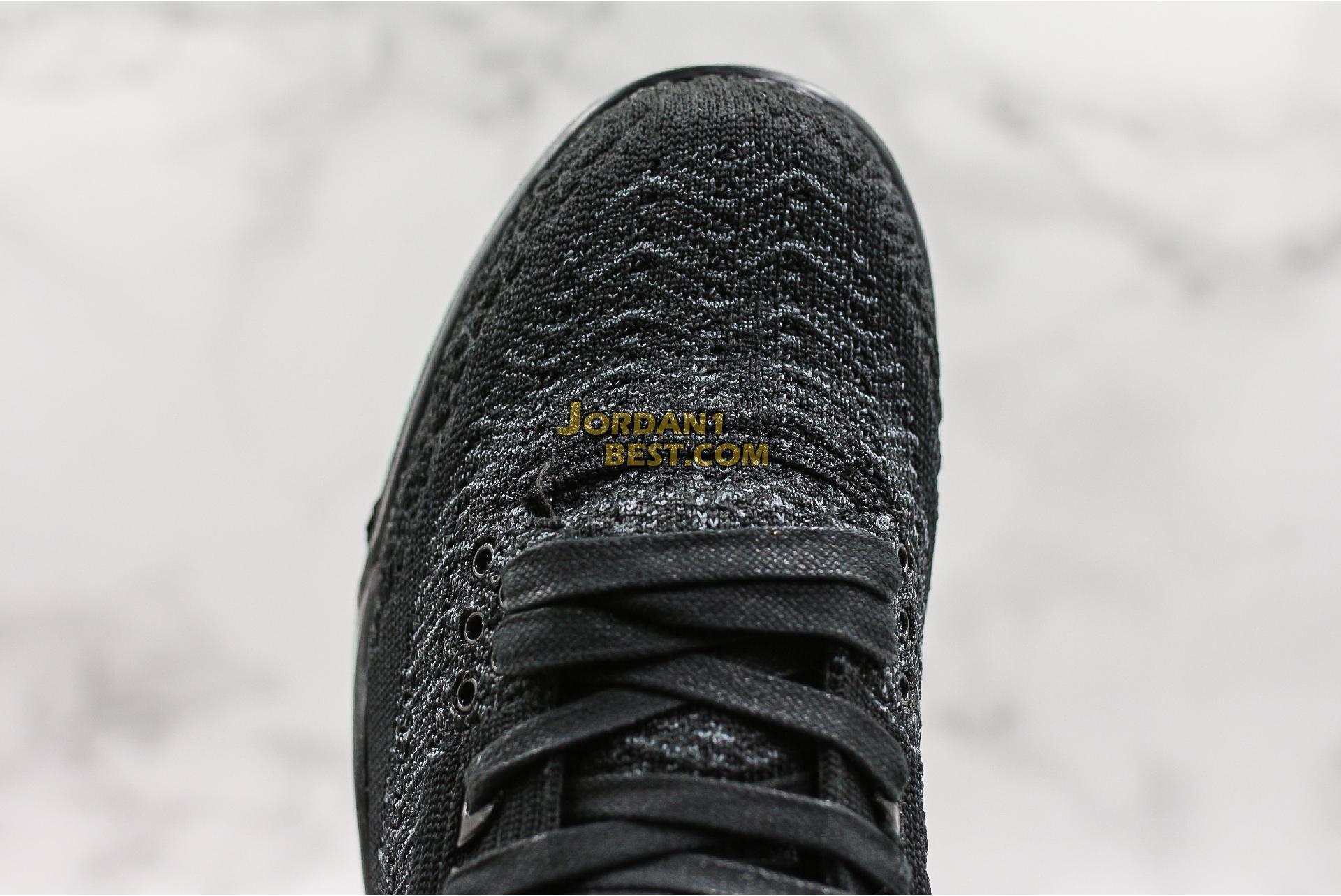 "Air Jordan 3 Retro Flyknit ""Black"" AQ1005-001 Mens"
