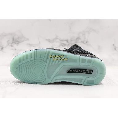 "new replicas Air Jordan 3 Retro Flyknit ""Black"" AQ1005-001 Mens black/anthracite-black Shoes"