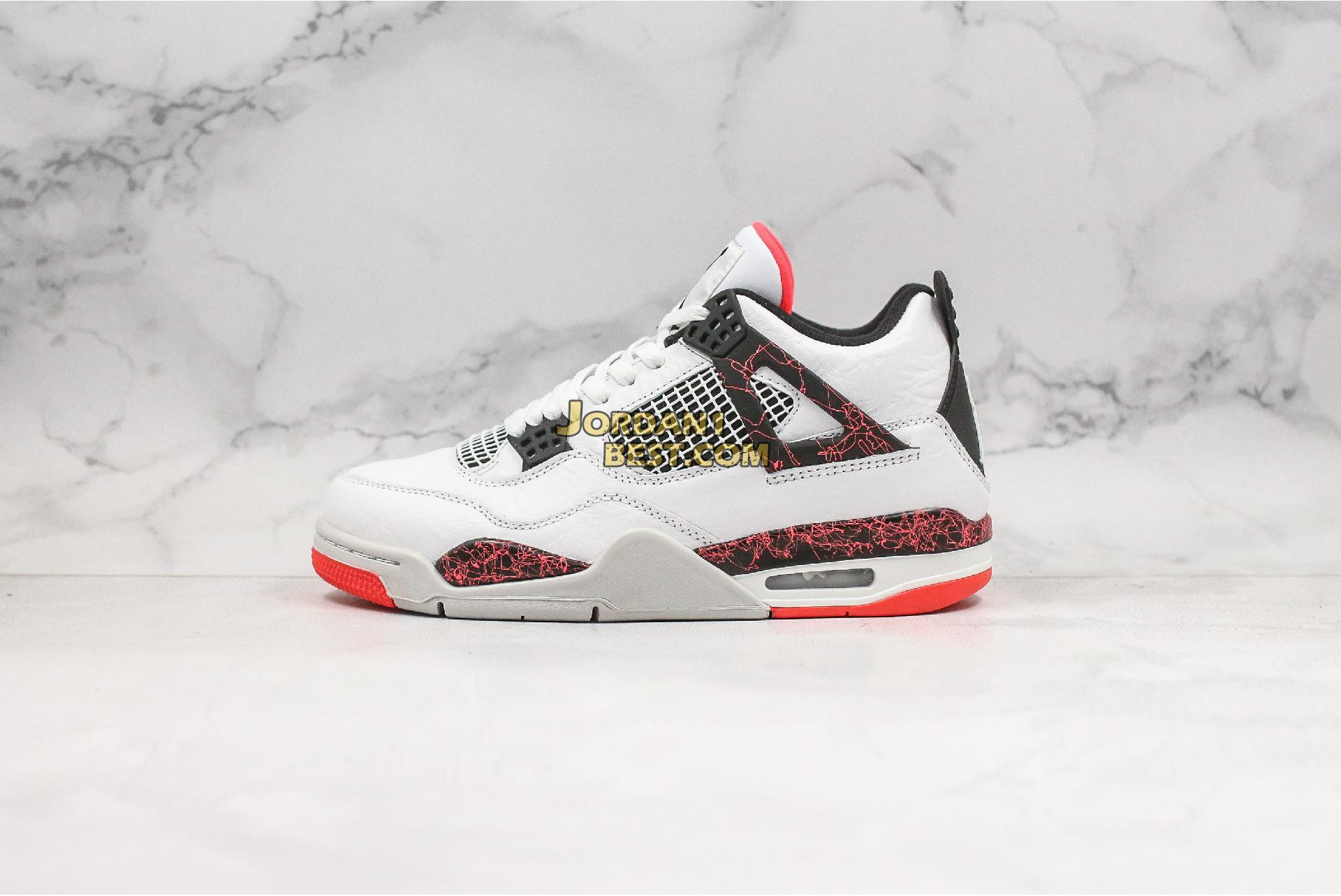 "Air Jordan 4 Retro ""Pale Citron"" 308497-116 Mens"