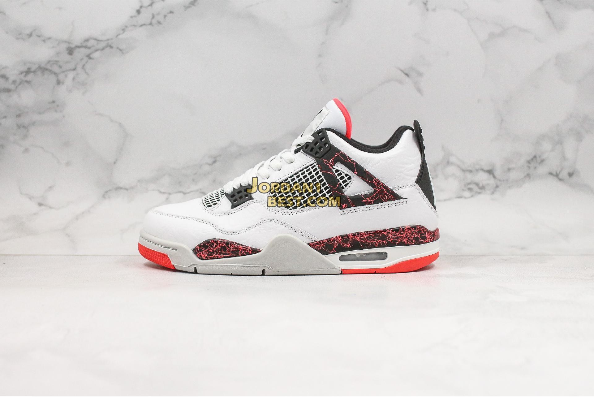 "Air Jordan 4 Retro ""Pale Citron"" 308497-116 Mens"