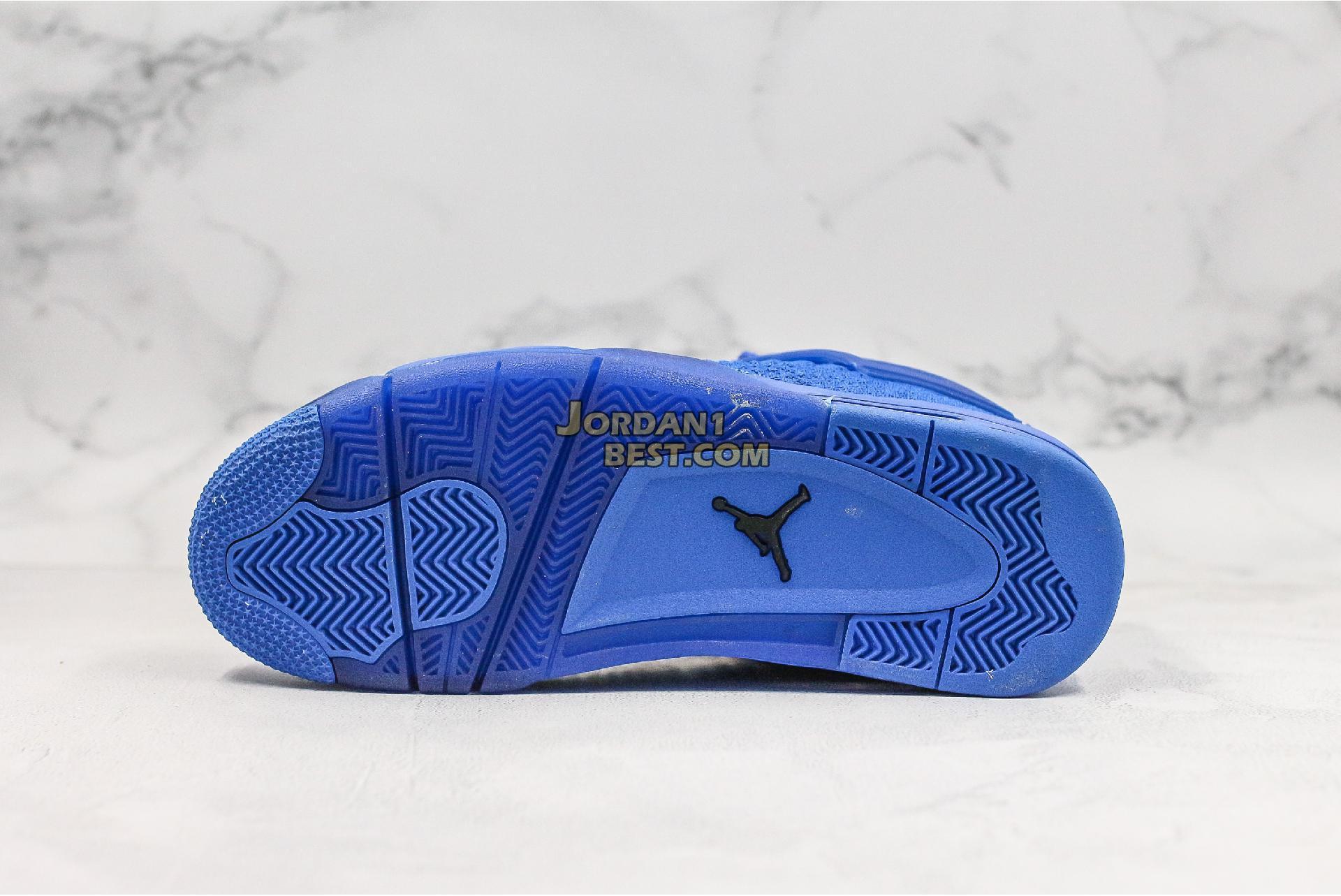 "Air Jordan 4 Flyknit ""Hyper Royal"" AQ3559-400 Mens Womens"