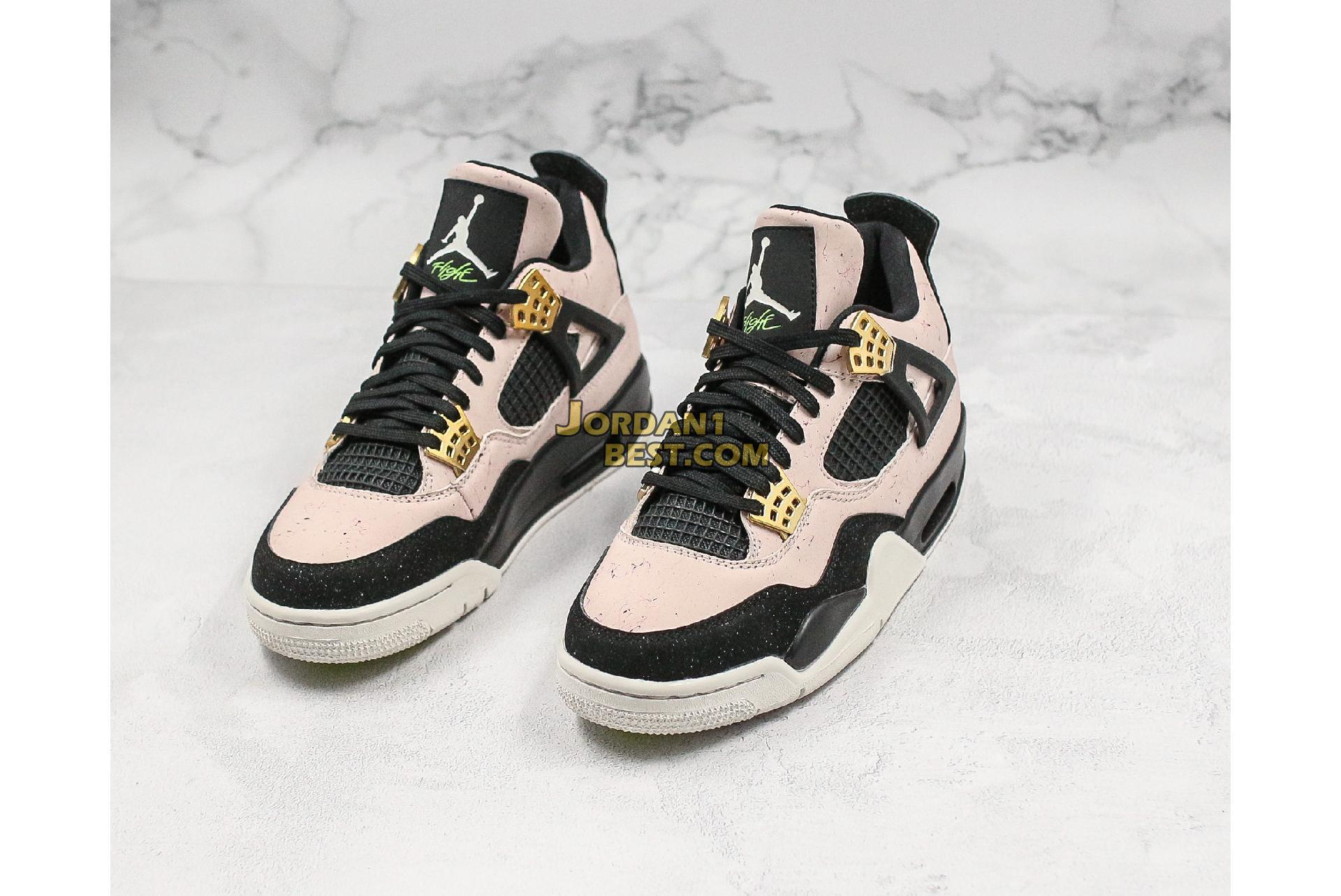 "Air Jordan 4 Retro ""Splatter"" AQ9129-601 Mens Womens"