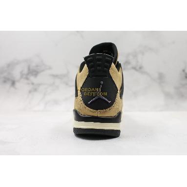 """best replicas Air Jordan 4 Retro """"Mushroom"""" AQ9129-200 Mens mushroom/black-fossil-pale ivory Shoes"""