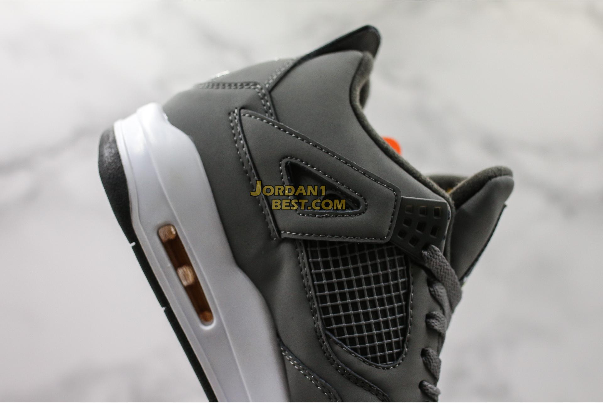 """2019 Air Jordan 4 Retro """"Cool Grey"""" 308497-007 Mens"""