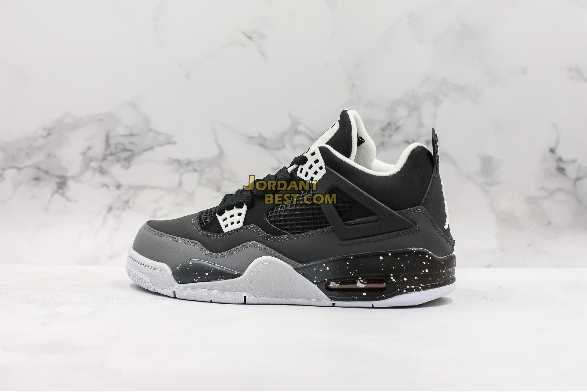 "Air Jordan 4 Retro ""Fear Pack"" 626969-030 Mens Womens"