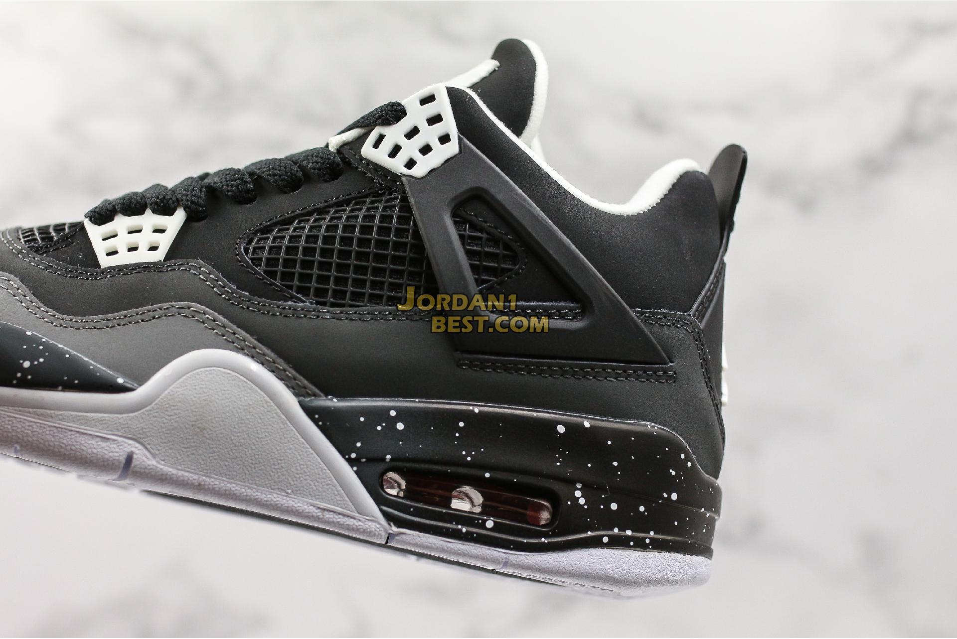 """Air Jordan 4 Retro """"Fear Pack"""" 626969-030 Mens Womens"""