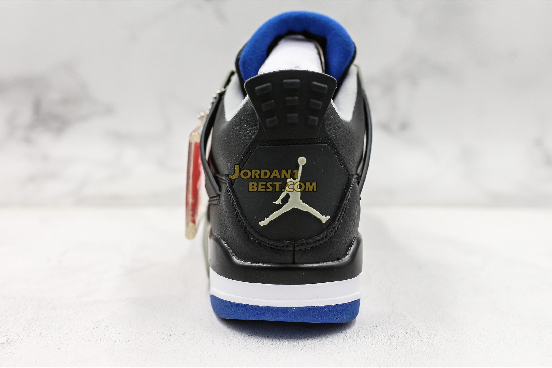 """Air Jordan 4 Retro """"Motorsports Alternate"""" 308497-006 Mens"""