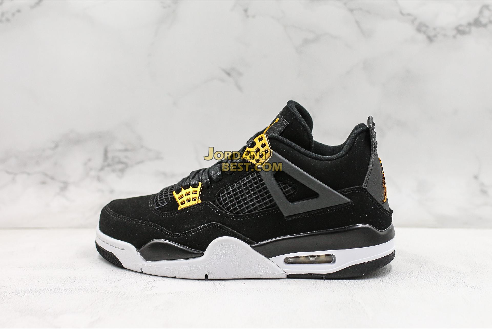 "Air Jordan 4 Retro ""Royalty"" 308497-032 Mens"