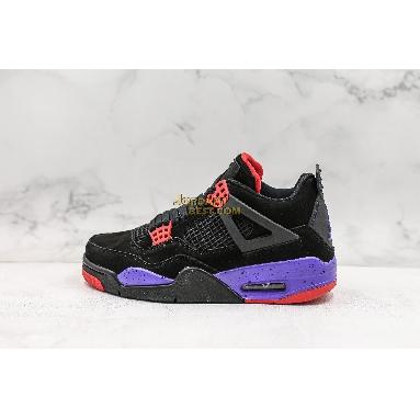 "top 3 fake Air Jordan 4 Retro NRG ""Raptors - Drake Signature"" AQ3816-056 Mens black/university red-court purple Shoes"