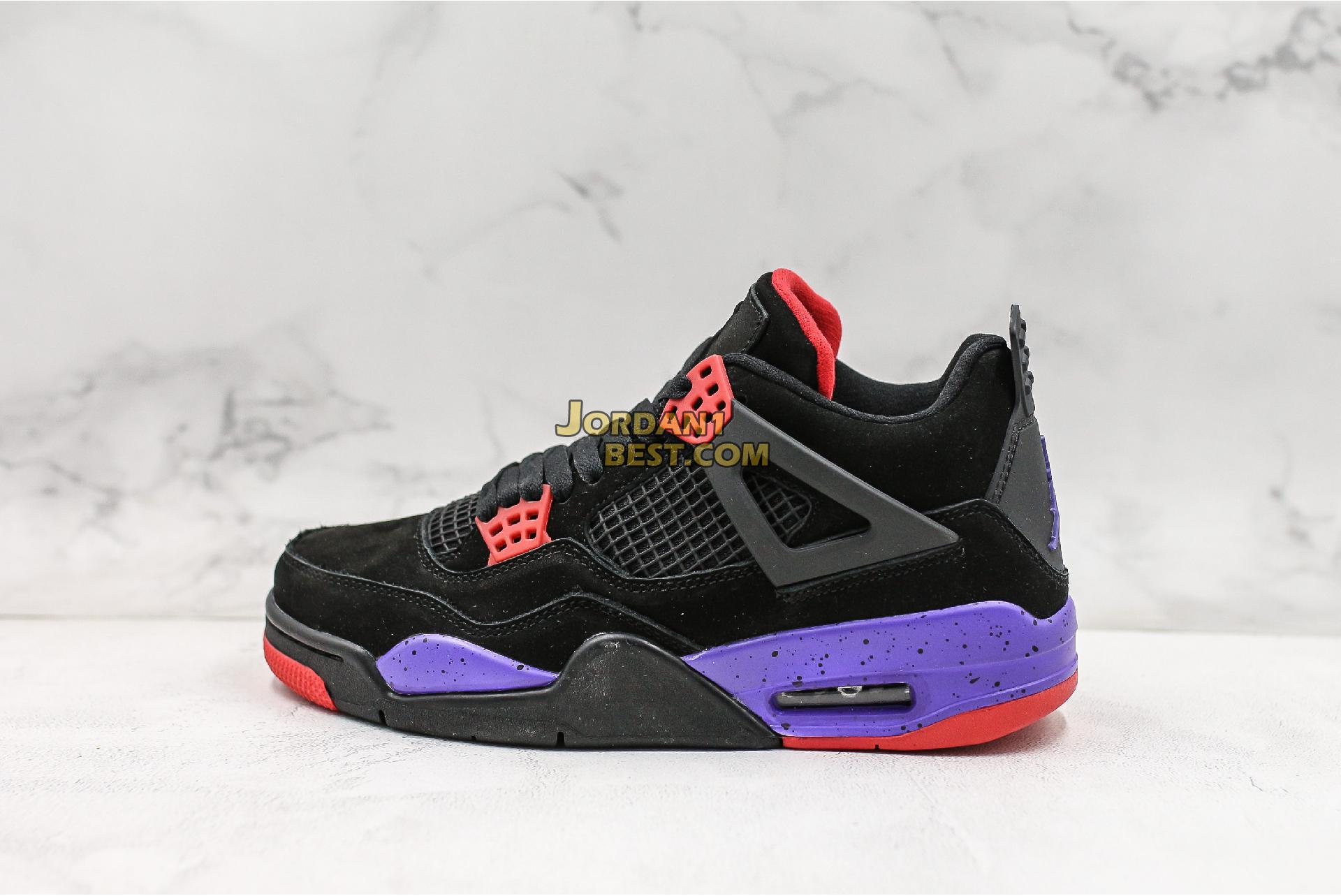 "Air Jordan 4 Retro NRG ""Raptors - Drake Signature"" AQ3816-056 Mens"