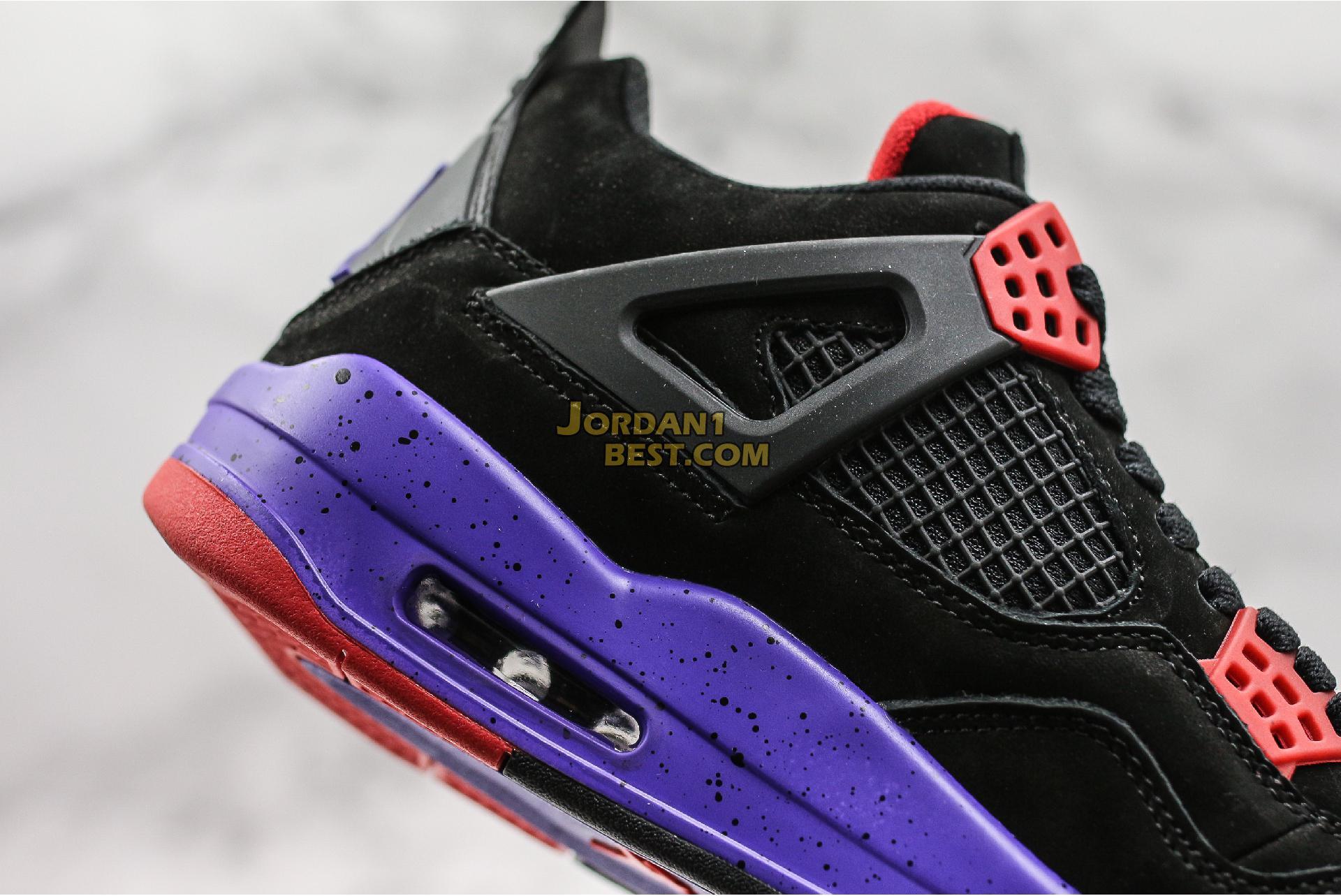 "Air Jordan 4 Retro NRG ""Raptors - Drake Signature"" AQ3816-056 Mens"